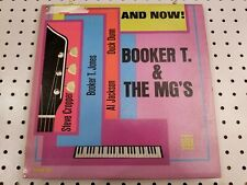 "1966 orig. STAX ¹±mØnر¹ LP #711 BOOKER T. & The MG'S: ""And Now!"" Memphis Phunk"