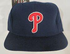 Philadelphia Phillies Adult New Era 5950 Fitted Baseball Cap Hat Pro Model NWT