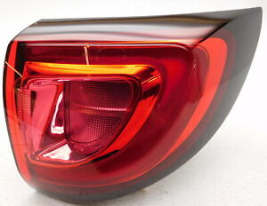 Non-US Market Chrysler Pacifica LED Quarter Mount Tail Lamp Set - Export