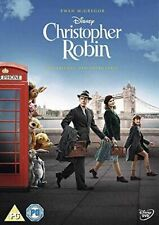Christopher Robin [2018] dvd- Region 2