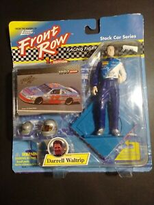 Franks Front Row 1st Edition Darrell Waltrip Racing Figure
