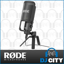 Rode NT-USB Studio Condenser Microphone with USB Interface