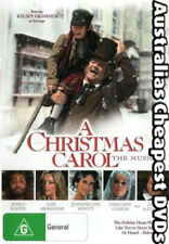 A Christmas Carol DVD NEW, FREE POSTAGE WITHIN AUSTRALIA REGION 4