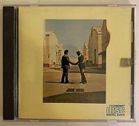 PINK FLOYD - Wish You Were Here CD Columbia – CK 33453 RE VG Prog Rock