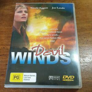 Devil Winds Nicole Eggert DVD Region All Like New! FREE POST