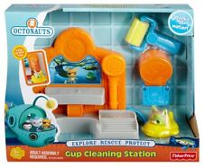 Fisher-Price Octonauts Gup Cleaning Station Bubble Guppies Playset