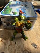 VTG 1992 TMNT BIRTHDAY CLASSIC PARTY REPTILE LEO LEONARDO WORKING WHISTLE FIGURE