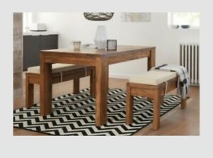 NEXT Havana Dining Table and Bench