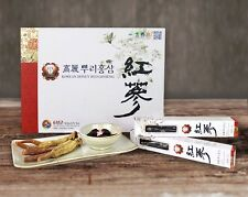 100% 6Years Korean Red Ginseng Gold Whole Root Honeyed  Panax (22g x 10ea) 220g