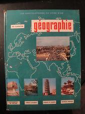 Ancien Livre Géographie Illustrée - 1960