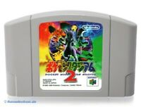 N64 / Nintendo 64 Spiel - Pokémon Stadium 2 JAP Modul