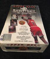 1992-93 Upper Deck high Series Basketball Box - Factory Sealed - *Shaq RC?*