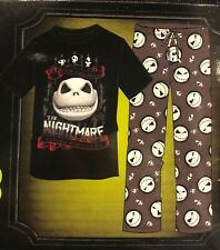 The Nightmare Before Christmas Men's 2-Piece Sleep Set (See Selections) NEW