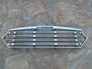 Radiator Grille For Austin 1100 1300 MK3