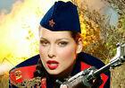 SOVIET RUSSIAN ARMY PILOTKA KGB FORSES PILOT TANKER SAILOR MILITARY UNIFORM HAT