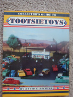Collectors Guide to Tootsietoys by David Richter (1991, Soft Back)