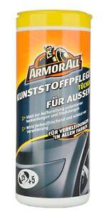 Armor All® 0,35€/Einheit Kunststoffpflege für Außen 30 Tücher 84025L Kunststoff