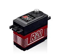 2016 New! Power HD R20 Digital High Torque 20kg Servo Savox 1267