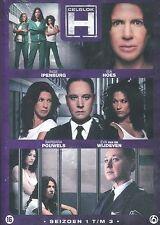 Celblok H : Seizoen 1 t.e.m. 3 (8 DVD)