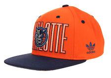 Adidas NBA Youth Charlotte Bobcats Lifestyle Snapback Hat, Orange