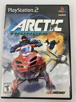 Arctic Thunder (Sony Playstation 2, 2001) PS2 CIB Complete W/ Manual Tested