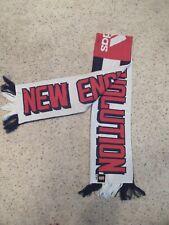 New England Revolution MLS Soccer Draft Scarf