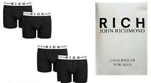 a SCELTA John RICHMOND cm08 Mutande Uomo Biancheria Intima Slip Boxer Short MIS