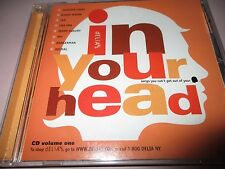 Vintage IN YOUR HEAD Songs You Can't Get Out Of YourHead Volume 1 CD 267