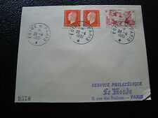 FRANCE - enveloppe 28/4/1951 (cy50) french