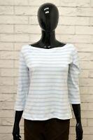 Maglia Donna HENRY COTTON'S Taglia M Maglietta Blusa Shirt Woman Manica 34