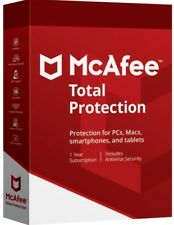 Mcafee total Protection 2020 unlimited device 1 year Instant Delivery global key