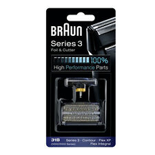 Braun 31B Foil Cutter 5000/6000 Series 3 Shaver Contour Flex Integral XP 5897