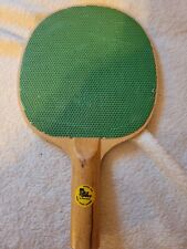 1 Vintage Ping Pong Paddle   Mr. Table Tennis   Rare, Collectible   Used