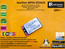 SparkLan WPEA-352ACN Atheros QCA9880 minipci-express 802.11AC 1300 mbps 2.4/5ghz