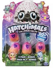 Hatchimals Colleggtibles Surprise Egg Hatch Bright 5 Pack Season 4 Blind Box Bag
