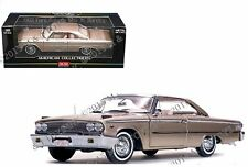 SUNSTAR 1:18 AMERICAN COLLECTIBLES 1963 FORD GALAXIE 500 XL HARDTOP CAR SS1467