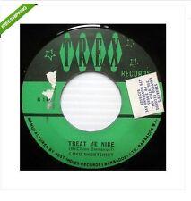 LORD SHORT SHIRT Calypso 45 TREAT ME NICE T-REX label #24