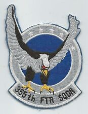 355th FIGHTER SQUADRON #2 patch