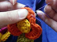 Hand Sewing Stitching CD 30 Books Stitches Patching Dressmaking Needlework