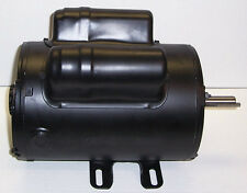 160-0266 COLEMAN POWERMATE SANBORN AIR COMPRESSOR MOTOR 240VT 5HP 56FR ONE PHASE