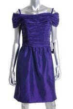 Short Sleeve Off the Shoulder Regular Size Dresses for Women