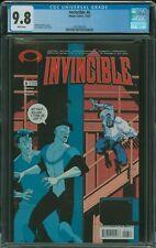 Invincible #6 CGC 9.8 Robert Kirkman Story 2003
