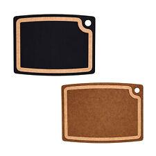 Epicurean Gourmet Chopping Board/Cutting Mat - 44.50cm - Slate/Nutmeg