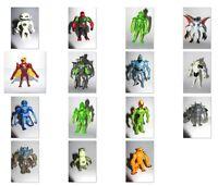 """Ben 10 Alien Creation Chamber Toy Figures (2"""")"""