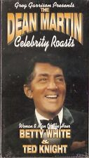 The Dean Martin Celebrity Roast (VHS) Betty White, Ted Knight BRAND NEW!