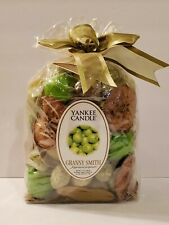 Yankee Candle Granny Smith Fragranced Dry Potpourri 10 oz Bag Green Deco Apples