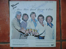 Lp Barron Knights STA1018 Signed by Band members Very Good Condition Pop Music