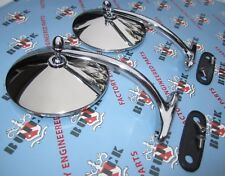1939-1947 Buick Outside Rear View Mirrors | All GM King Bee | Show Quality