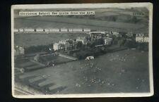 SHERBORNE Dorset   Sherborne School for Girls Aerial View / houses   RP