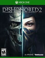 Dishonored 2: Standard Edition (Microsoft Xbox One, 2016) BRAND NEW SEALED